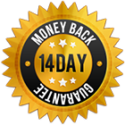 14 Day Moneyback Guarantee